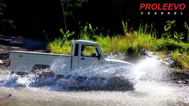 Review Mobil Tempur Mahindra Bolero 4X4 Turbo Indonesia