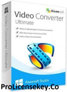 Aiseesoft Video Converter Ultimate 10.1.6 Crack + Patch 2021
