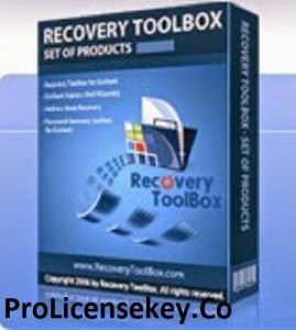 Outlook Recovery ToolBox Crack 4.7.15.77 With Activator 2021 Latest