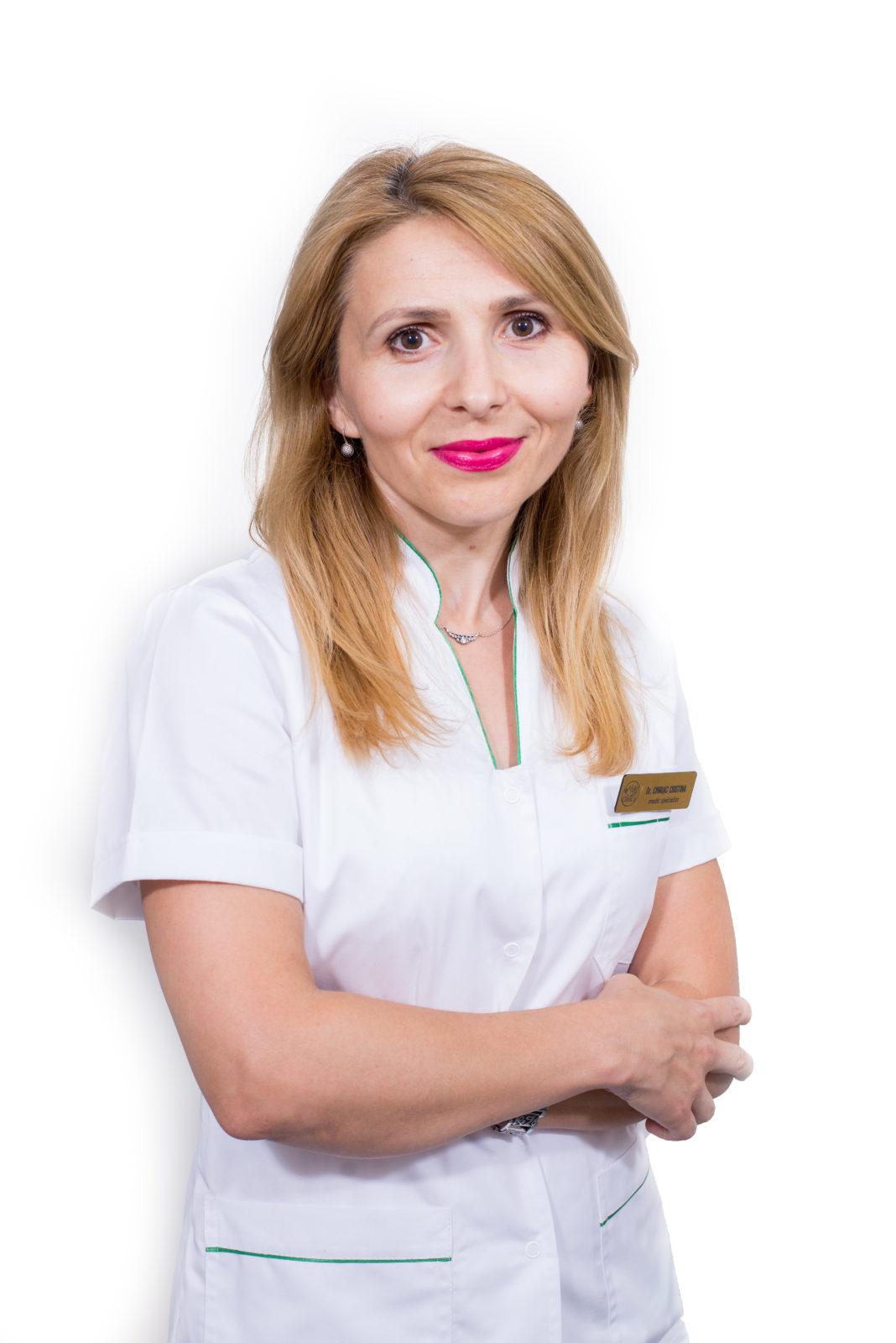 Dr. Cristina CHIRIAC