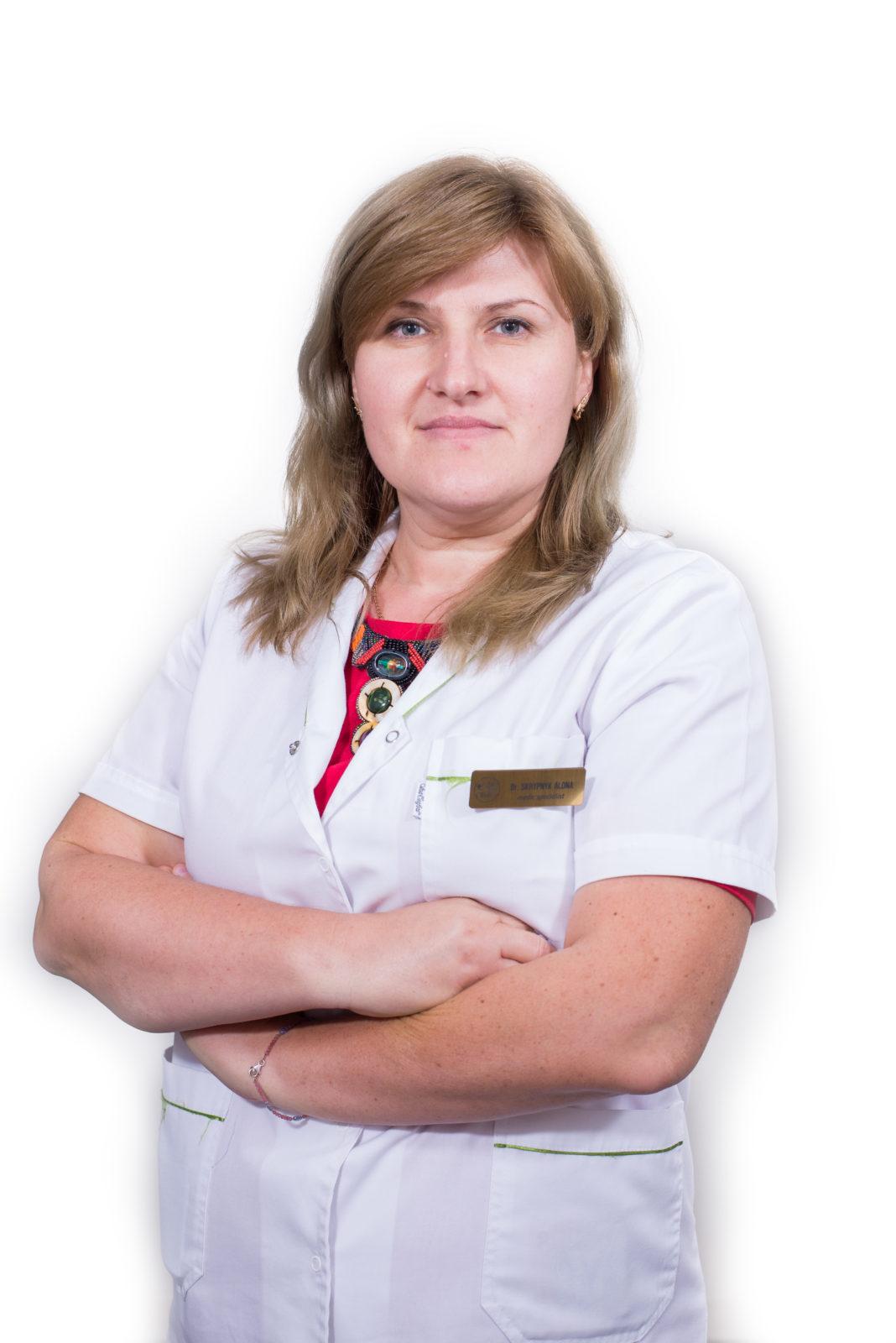 Dr. Alona SKRYPNYK