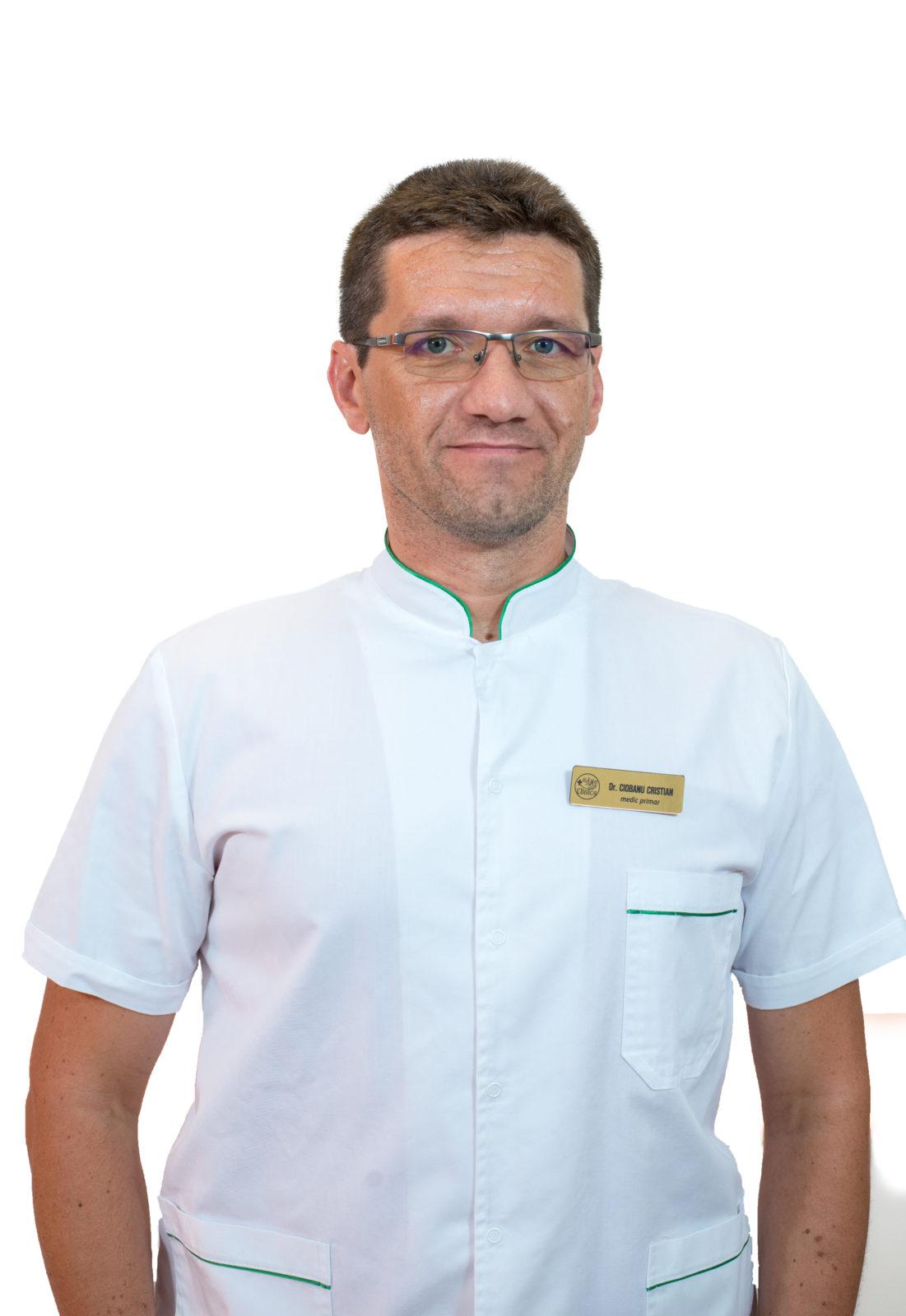 Dr. Cristian CIOBANU
