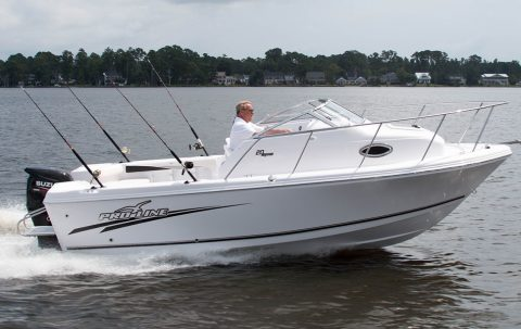20 Express  Models  ProLine Boats  USA