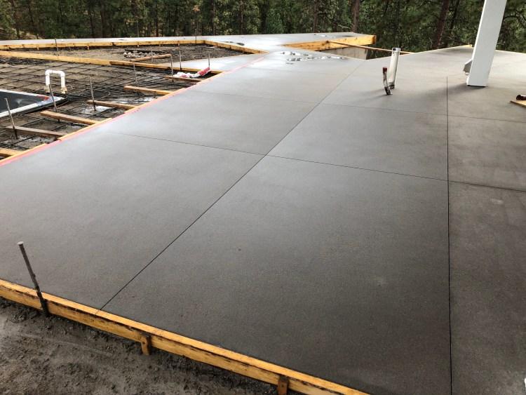 Sand Finish Concrete, Proline Contracting