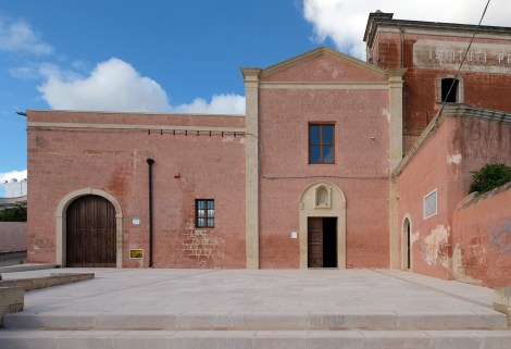 facciata convento cs