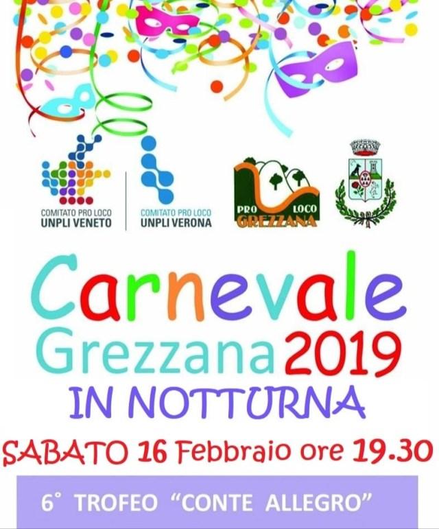 Carnevale Grezzana 2019