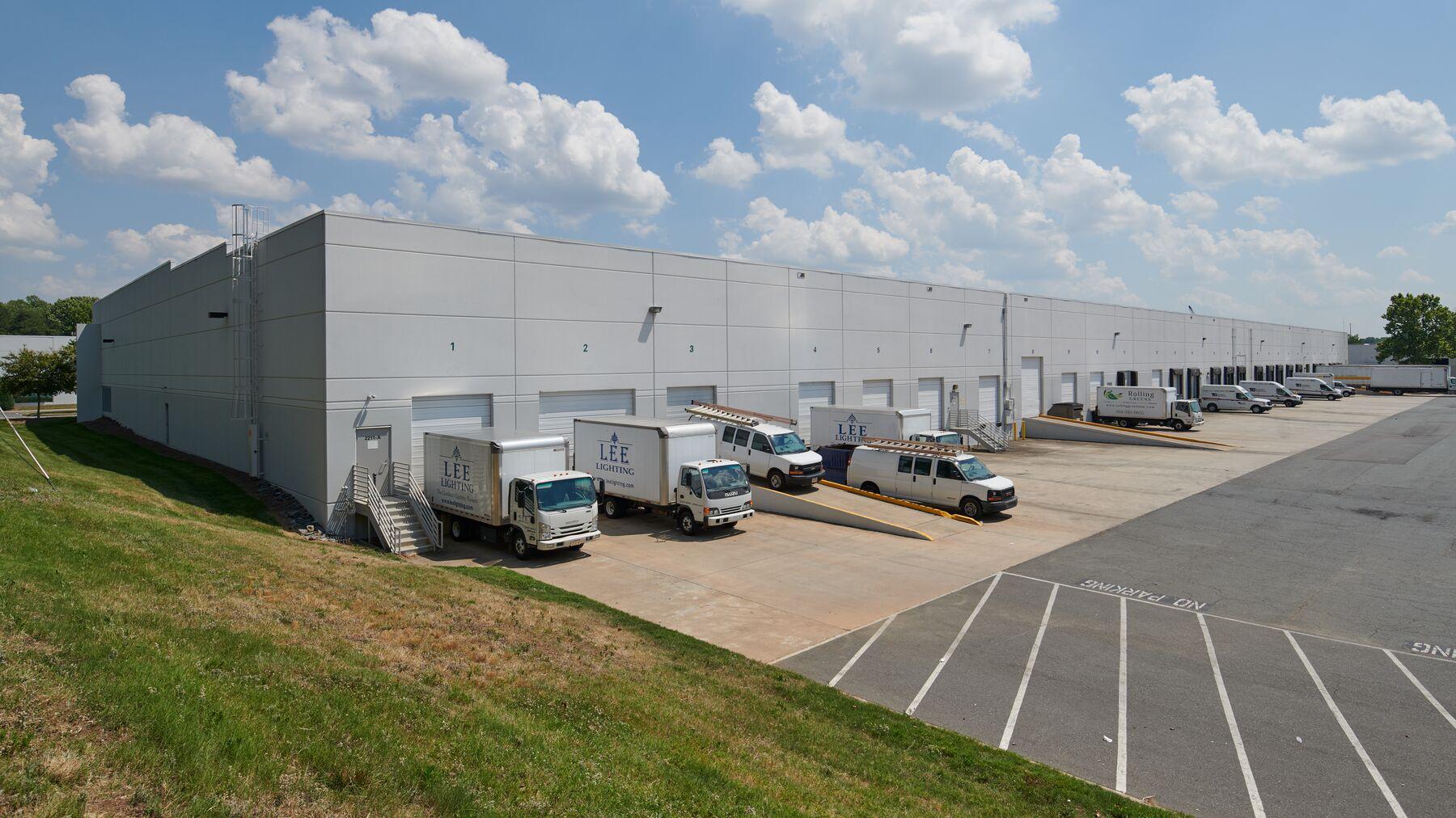 charlotte distribution center 2