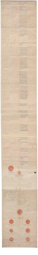 The full length of the treaty.