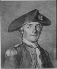 Jones, John Paul (bust), 1781. (National Archives Identifier 512987)