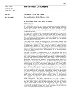 Clinton Pride Month Proclamation-3