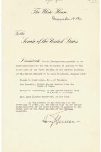 eleanor_roosvelt_nomination_un_1945