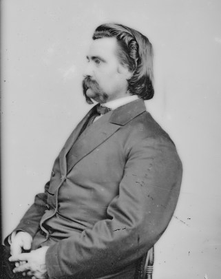 John A. Logan. (National Archives Identifier 527924)
