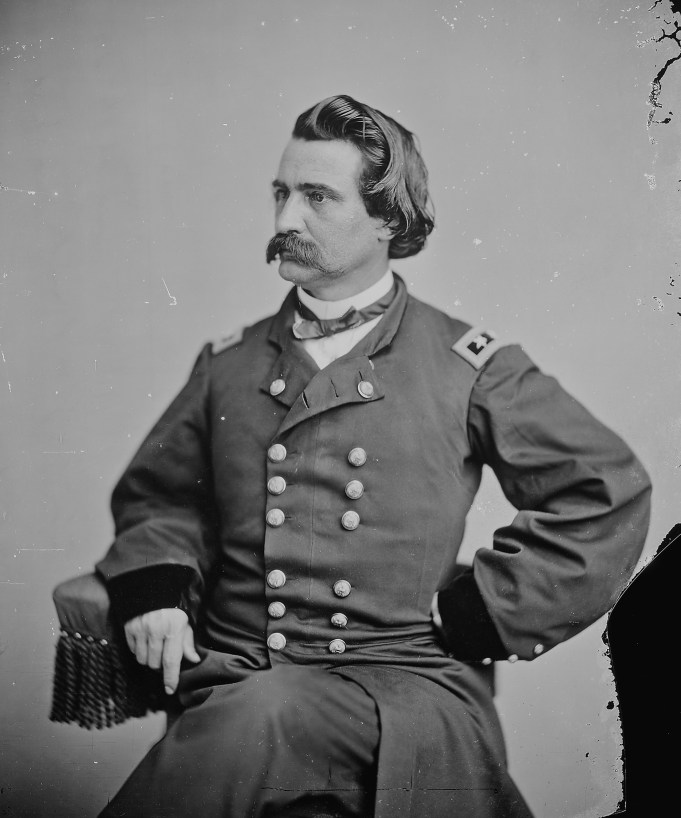John A. Logan. (National Archives Identifier 528460)