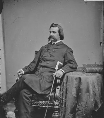 John A. Logan. (National Archives Identifier 529374)