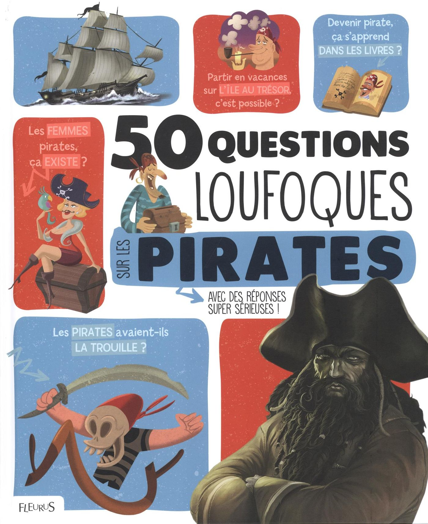 L'ile Au Tresor Questionnaire Reponse : l'ile, tresor, questionnaire, reponse, Questions, Loufoques, Pirates, Distribution, Prologue