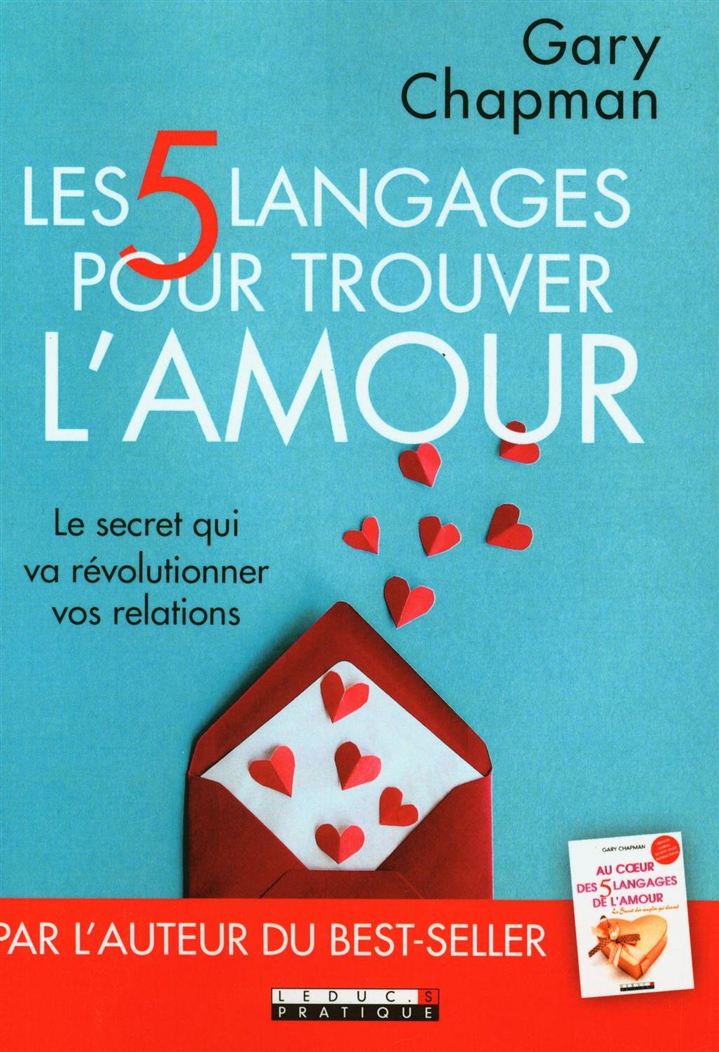Les 5 Langages De L'amour Test : langages, l'amour, Langages, Trouver, L'amour, Distribution, Prologue