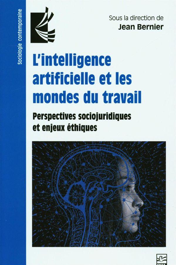 Livre Sur L Intelligence Artificielle : livre, intelligence, artificielle, L'intelligence, Artificielle, Mondes, Travail, Distribution, Prologue