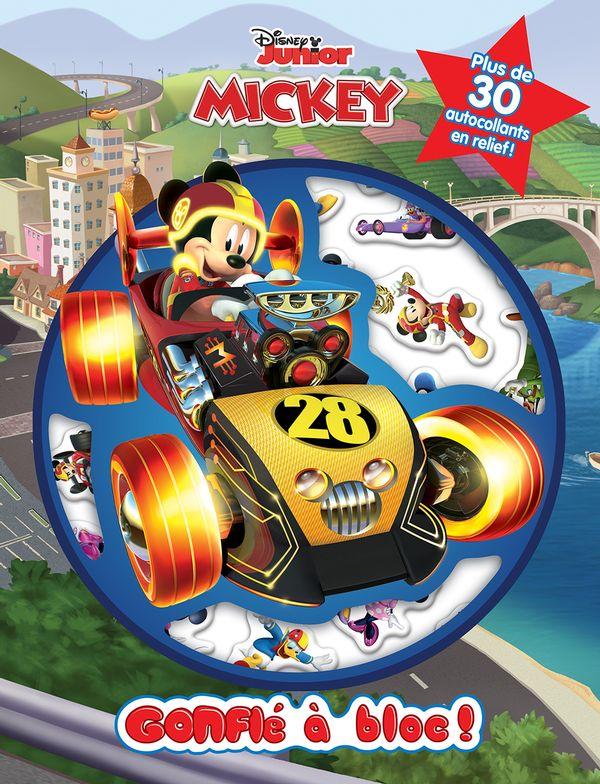 Mickey Et Ses Amis Top Départ : mickey, départ, Disney, Junior, Mickey, Départ!, Distribution, Prologue