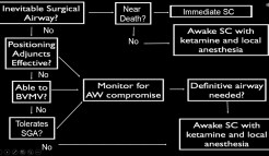 Special Operations and Prolonged Field CareTactical Airway Algorithm