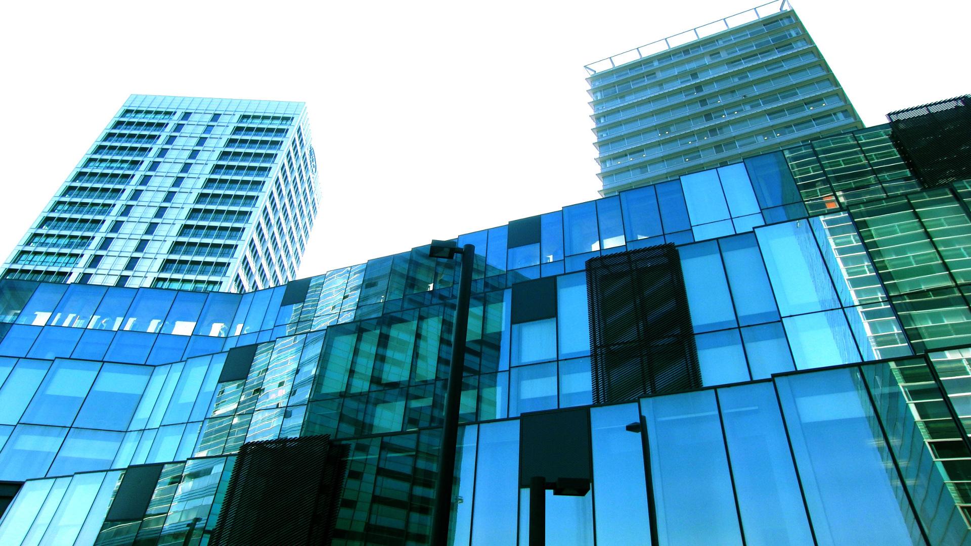 La arquitectura de cristal1920