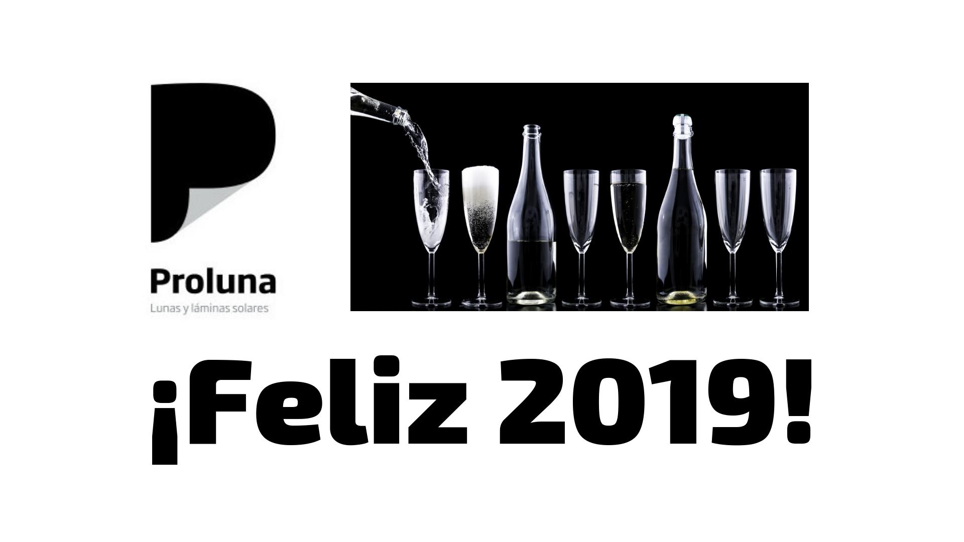 feliz 2019 proluna