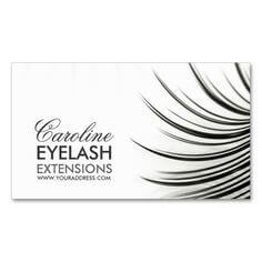 Custom Eyelashes Box Logo Design
