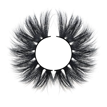 A pair of eyelashes which materials of False Eyelashes are Synthetic hairs
