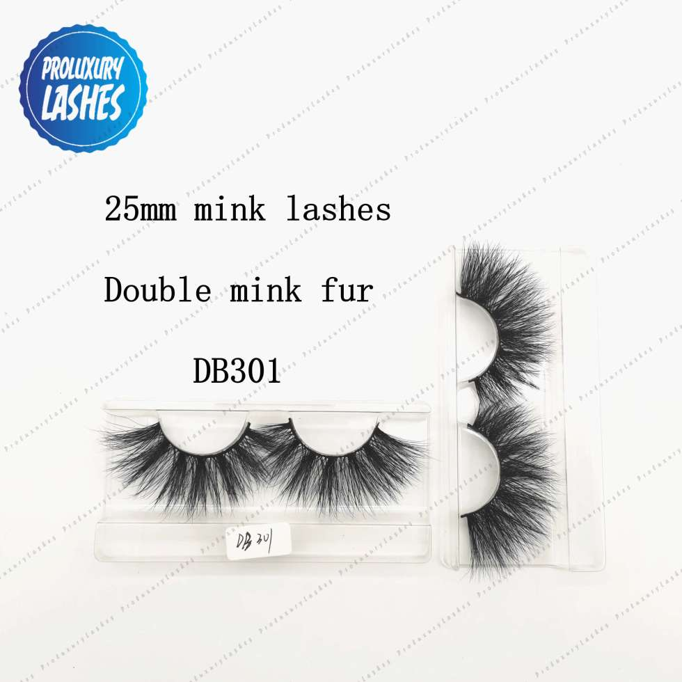 25mm Mink Luxury Lashes Manufacturer