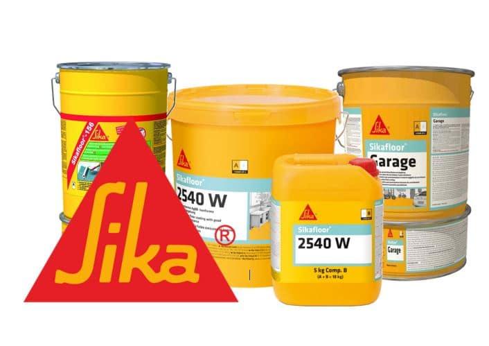 Sika Produkte