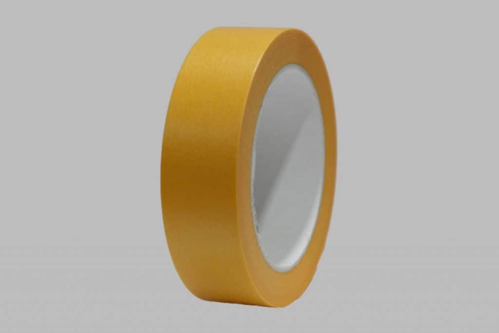 Gold Tape Goldband Abklebeband - Gelbes Klebeband