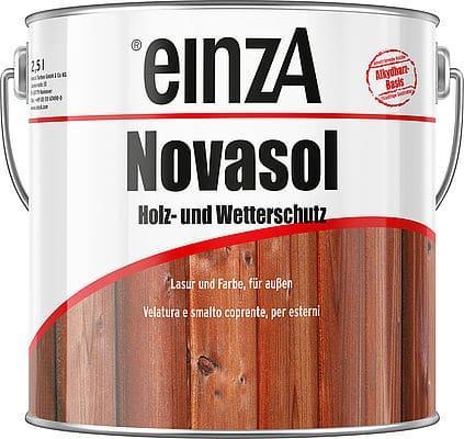 einzA Novasol Holz-Wetterschutz