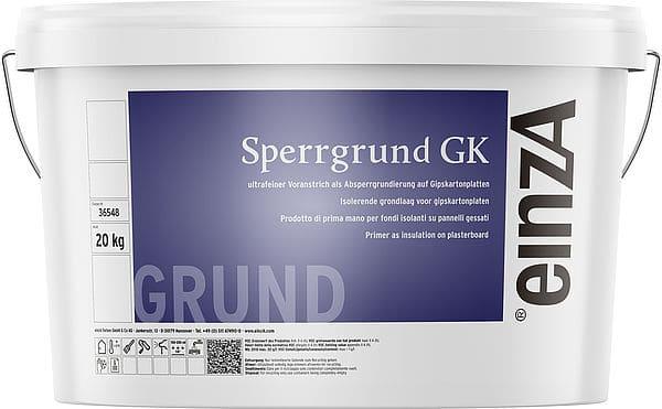 Sperrgrund GK