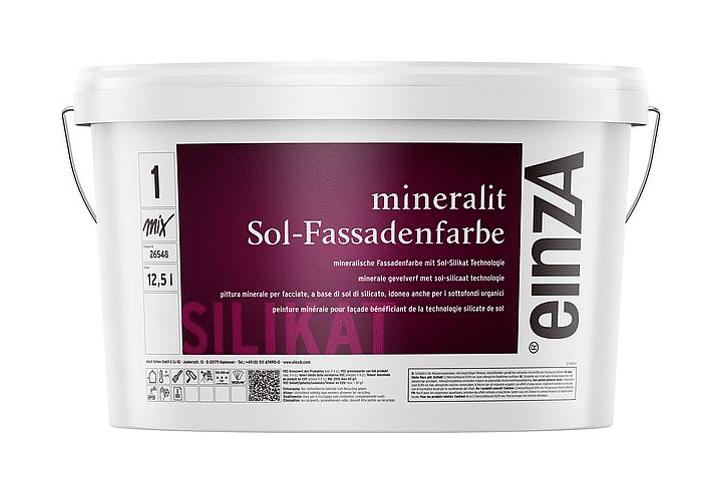 einzA mineralit Sol-Fassadenfarbe 12,5l