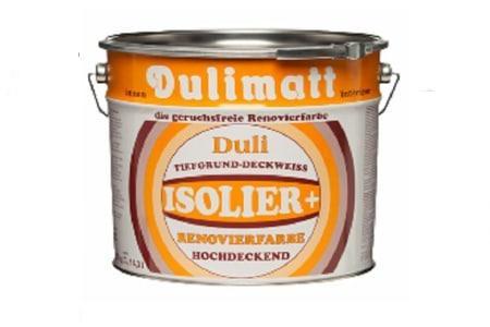 Dulimatt Isolierfarbe 5 L Raucherfarbe Nikotinfarben