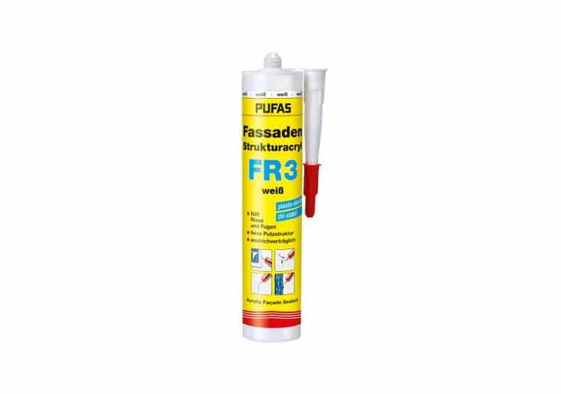 Pufas Fassaden-Strukturacryl FR3 310ml