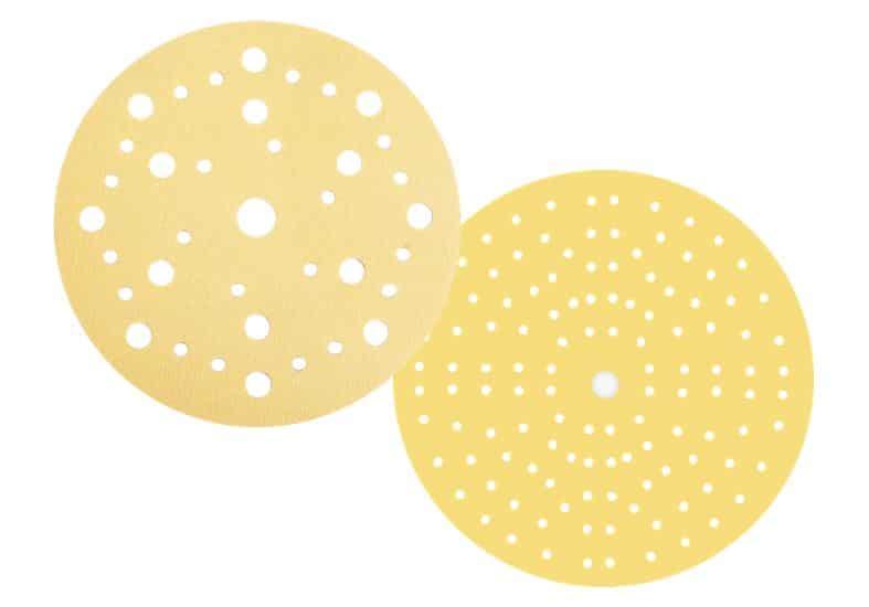 Mirka gold schleifscheiben, Multihole, Ø150mm