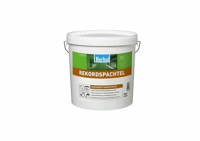 Spritzspachtel Airless | Herbol Deutschland
