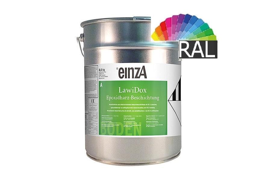 einzA LawiDox Epoxidharz Beschichtung Stammlack 8Kg