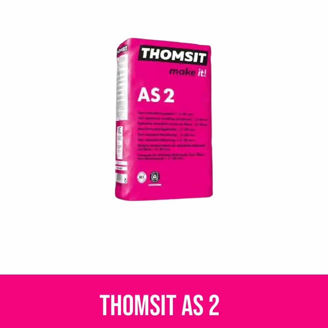 Thomsit AS 2 Online kaufen bei ProMa farben