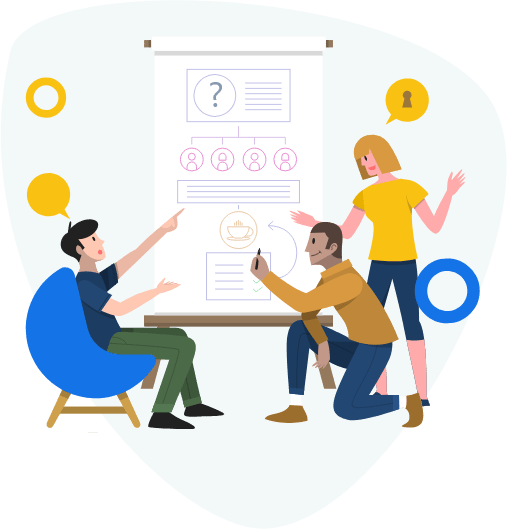 Standup Meetings Image Source - Freepik