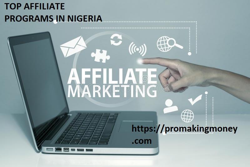 Top Affiliate Programs In Nigeria