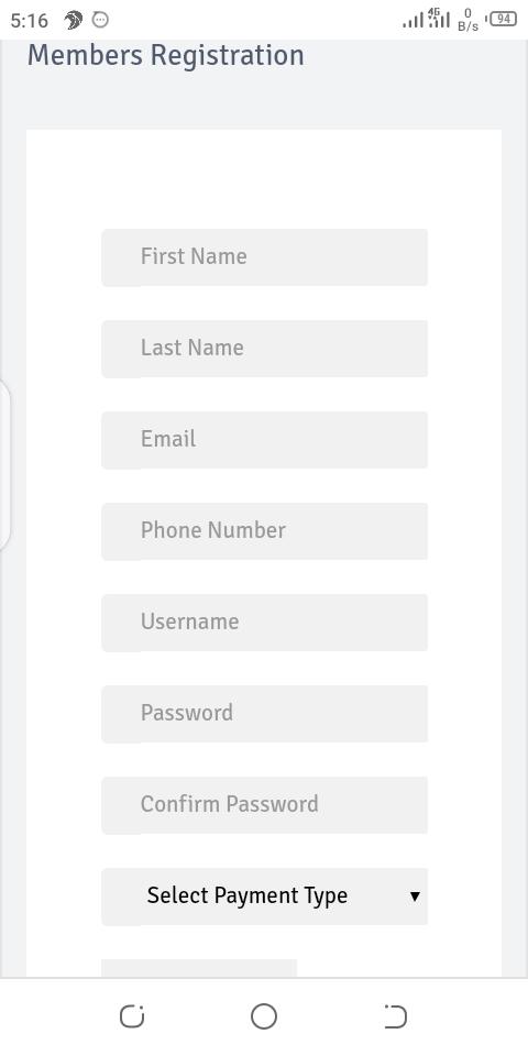 lnstant kash registration