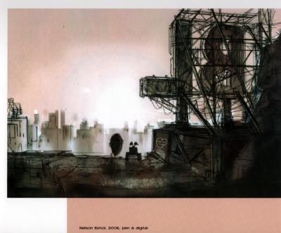 The Art of Wall-e (3/3)