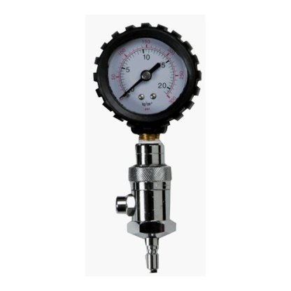Low Pressure Gauge Checker with Release Valve