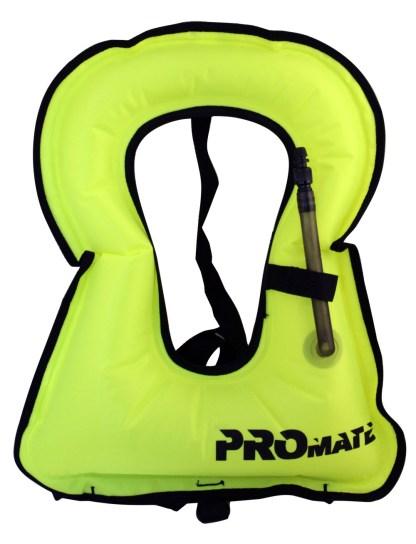 Junior Snorkeling Vest Jacket