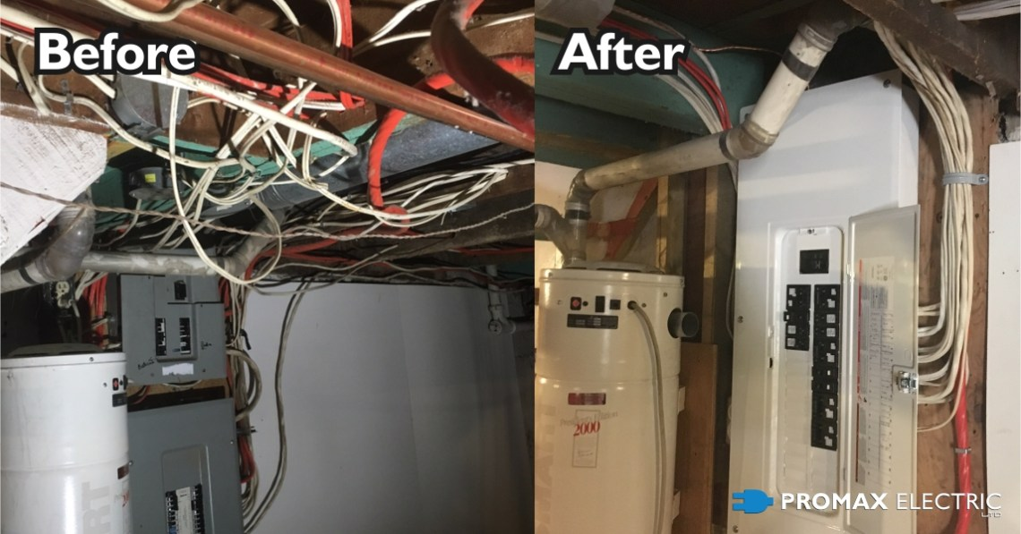 Lethbridge, electrician, near me, electrical, service, panel, upgrade, residential, Promax Electric