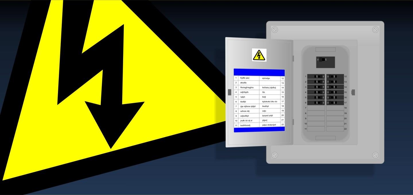 electrical, service, panel, breaker box, panel upgrade, 100 amp