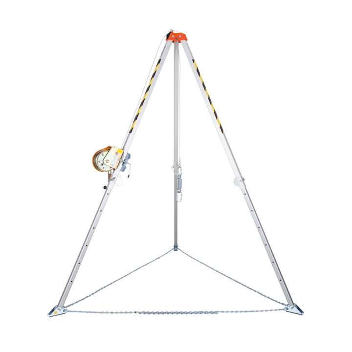 Rescue Tripod and Winch Kit