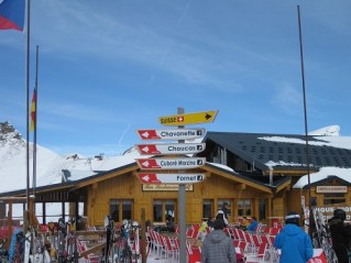 Swiss Wall cafe