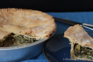 Ligurain Italian Chard Pie (5)